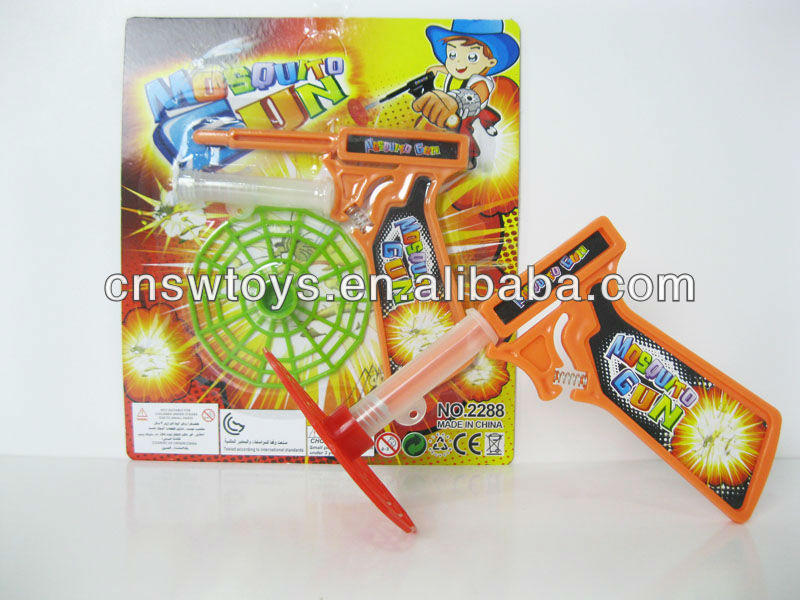 Bug Fly Gun shooter toy wholesale QL1902537