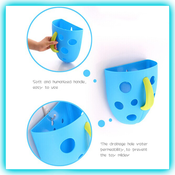 high quality china import toys plastic bath toy storage