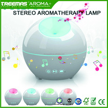 sleep improvement/bluetooth alarm/music player/idea gift home use aroma diffuser