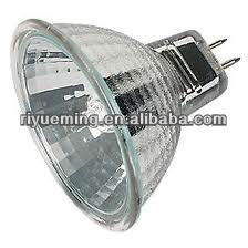 gu10 MR11 MR16 spotlight bulb 220v 50w halogen