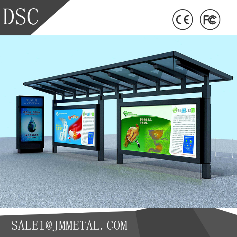Hot Sale Professional Lower Price stainless steel bus stop station