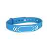 New design MIFARE Classic 1K RFID wristband 13.56MHz RFID silicone bracelet band