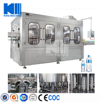2018 new design automatic small scale water bottling plant with ce/soncap/ul certificate