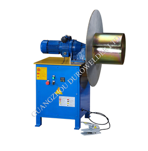 PCM Series Rotating Type Automatic Pipe Coiling Machine