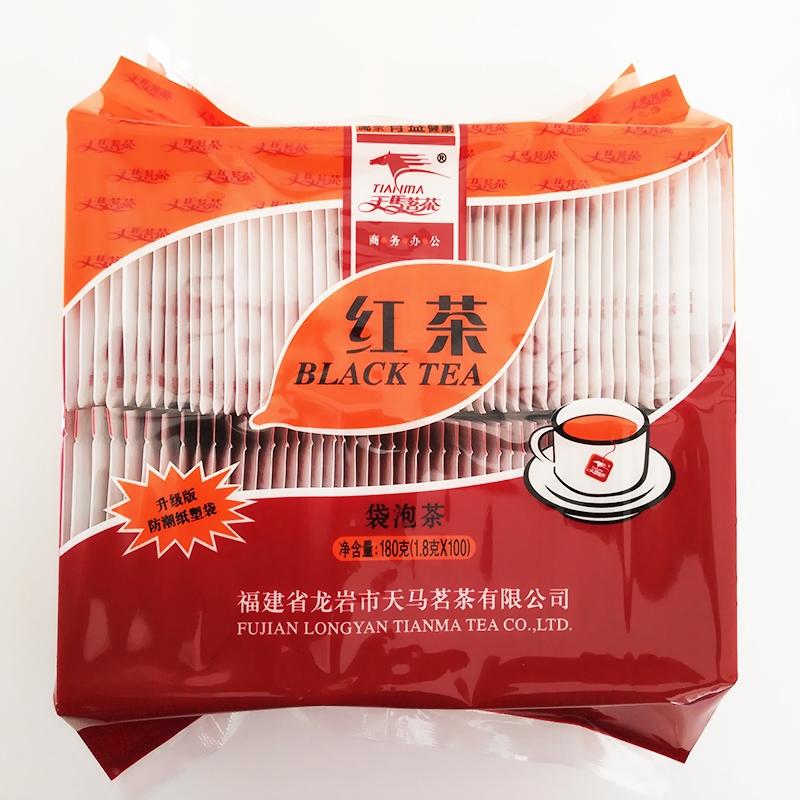 factory in China1.8g*100teabag black tea teabag for restaurant - 4uTea | 4uTea.com
