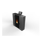 Widely used long life pellet stoves and fireplace
