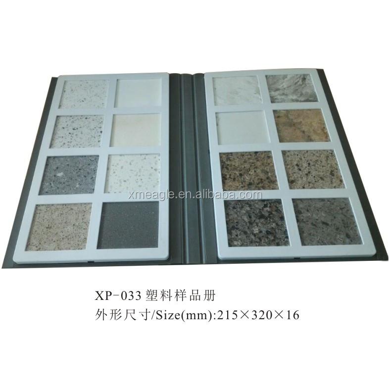 Samples Of Quartz Ceramic Tile Sample Display Box Box Plastic Box