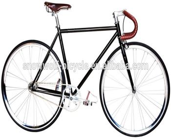 b0ea89f013aaa Single speed fixed freewheel steel 700c fixie bike flip flop hub with drop  bar bike