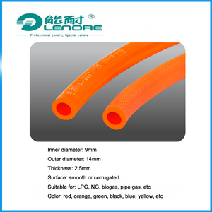 Safe and Fire Resistant Gas Hose
