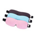 3D Sleep Mask Eye Mask Blindfold Cover for Sleeping Contoured Shape Supersoft Lightweight Comfortable Eyemask