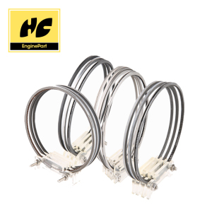 High wholesale Auto parts piston ring Best Quality Metal aluminum piston ring