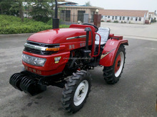 China supplier Mini garden tractor 15hp mini four wheel tractor for export with electric start