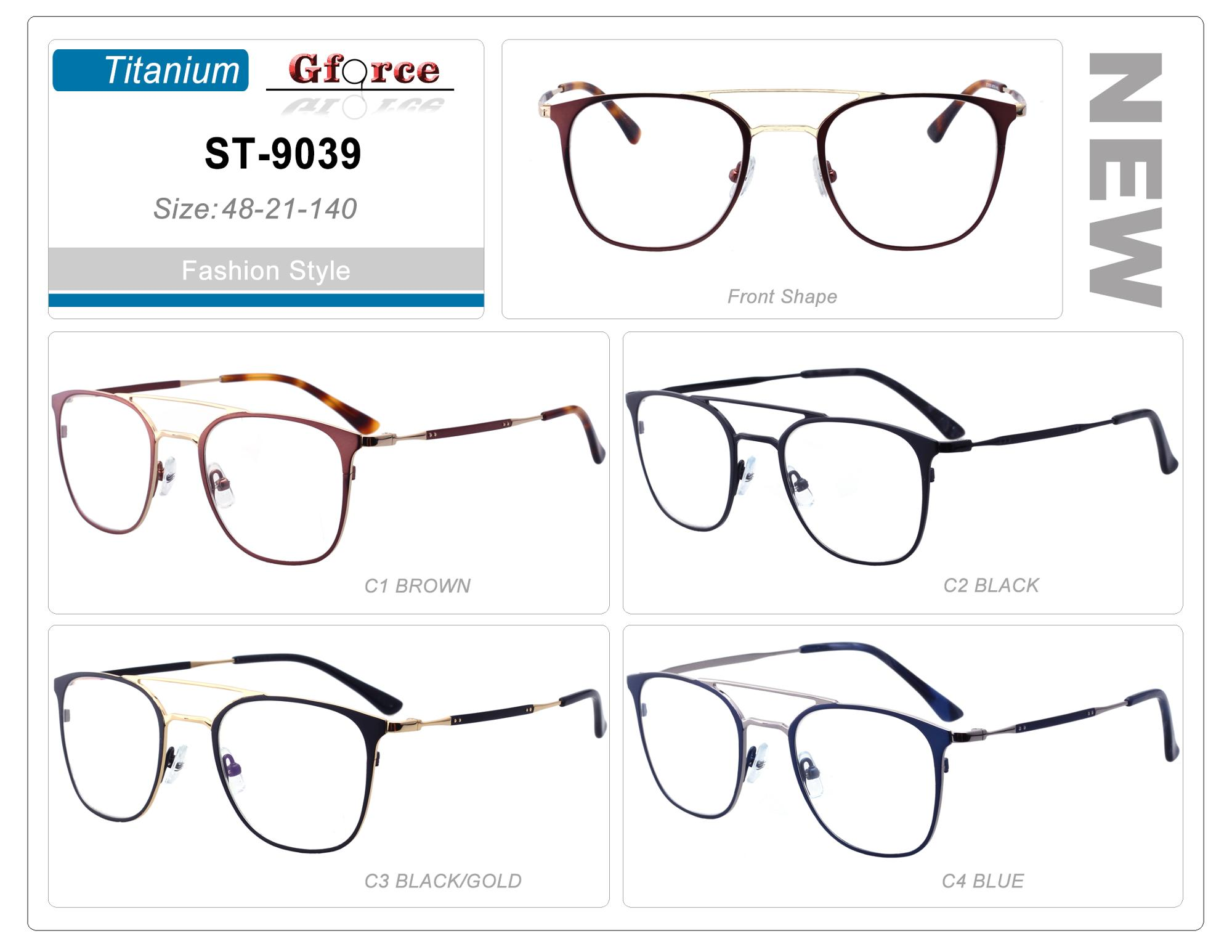 New Titanium reading optical Eyeglasses Frames online china shop