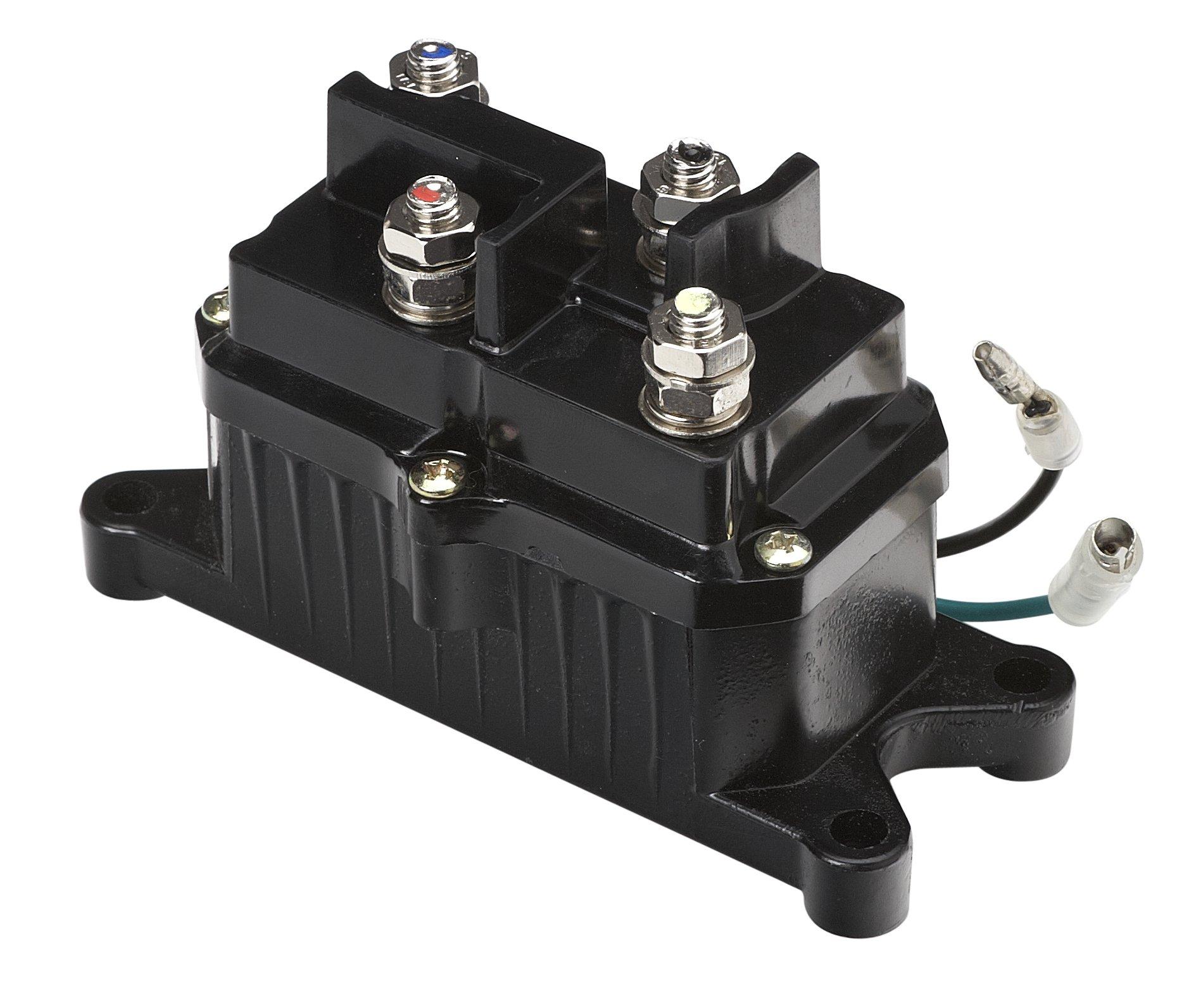 Sedeta ATV Handlebars Replacement Winch Mini Rocker Waterproof 3M Cable Winches Switch