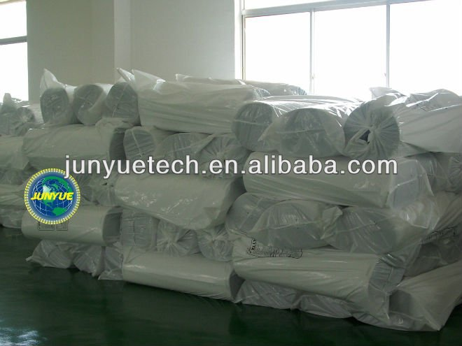 Greenhouse bubble foil insulation