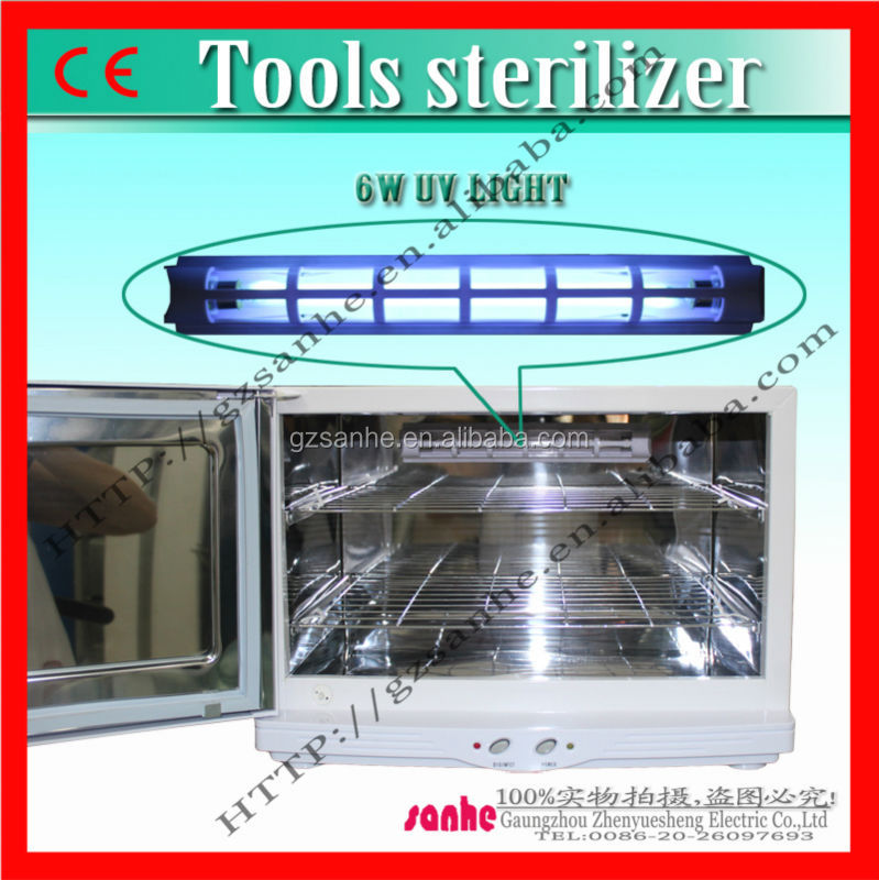 hot sell 28L uv tool sterilizer hair salon tools equipment