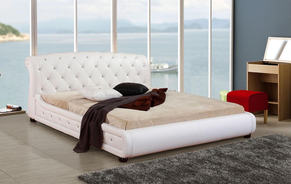 European Style High-class Bedroom Furniture Modern King ...
