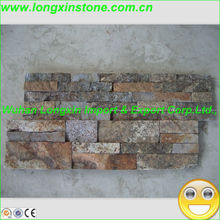 Rough Surface Culture Slate Ledger Panel Stone
