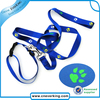 Wholesale Bright color custom retractable dog collar and dog leash