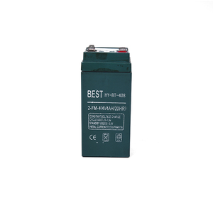 Factory Supply 4V4AH Maintenance Free Electronic Scale Emergency Light Dedicated Lead Acid Storage Battery