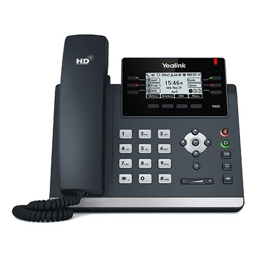 Ultra-élégant Gigabit Téléphone IP Yealink SIP-T42S