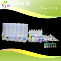 6 color CISS ink tank