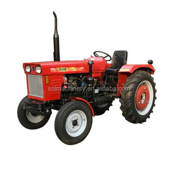 Tt-350 China Farm Machinery Electric Start 35hp Agriculture ...