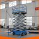 16m Special Design Modification Customized Mobile Scissor Lift