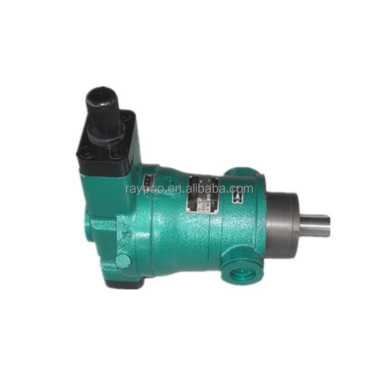 shenzhen raypoo CY series axial high pressure piston pump
