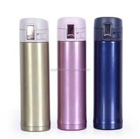 Vacuum Thermos Flask ,FDA LFGB Certified Stainless Steel Vacuum Bachelor Flask