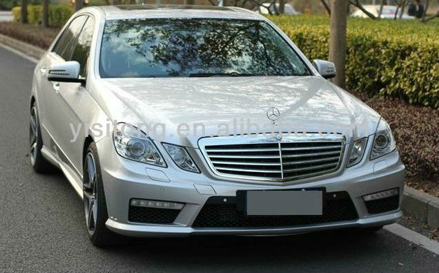 High quality Front bumper guard suitable used for Mercedes Benz W212/AMG/E63 09-11 series bumper guard