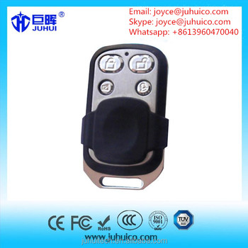 Best Seller 433mhz Universal Gate Garage Door Opener Remote Control