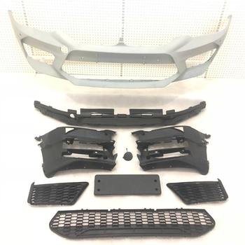 18 Bmw5 (g30/g38) Upgrade M5 Front Bumper - Buy For Bmw M5 Bumper,For Bmw  G30 G38,Upgrade M5 Front Bumper Product on Alibaba com
