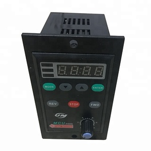 AC Digital display speed drive motor speed controller