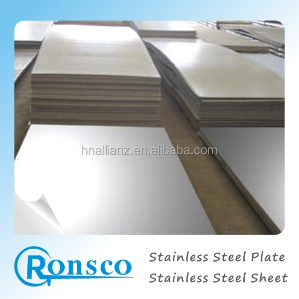 SUS 201 301 304 304l 316 316l 309S 310S 347 2205 410 420 430 440 631 321 aisi stainless steel sheet/plate