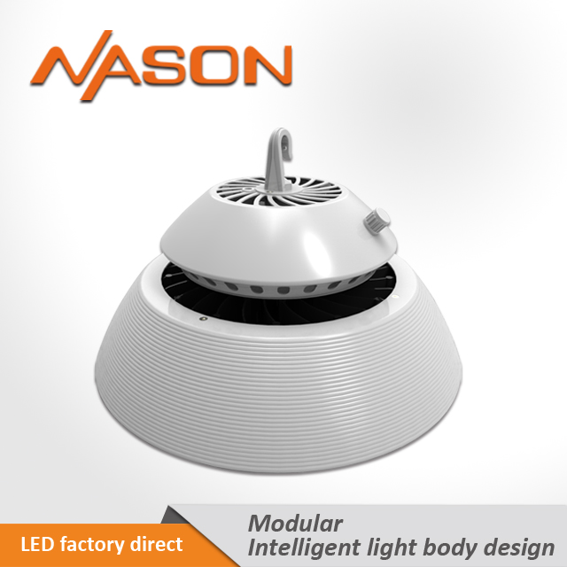 Wisdom Light UL DLC approval waterproof unique designing portfolio led linear high bay light