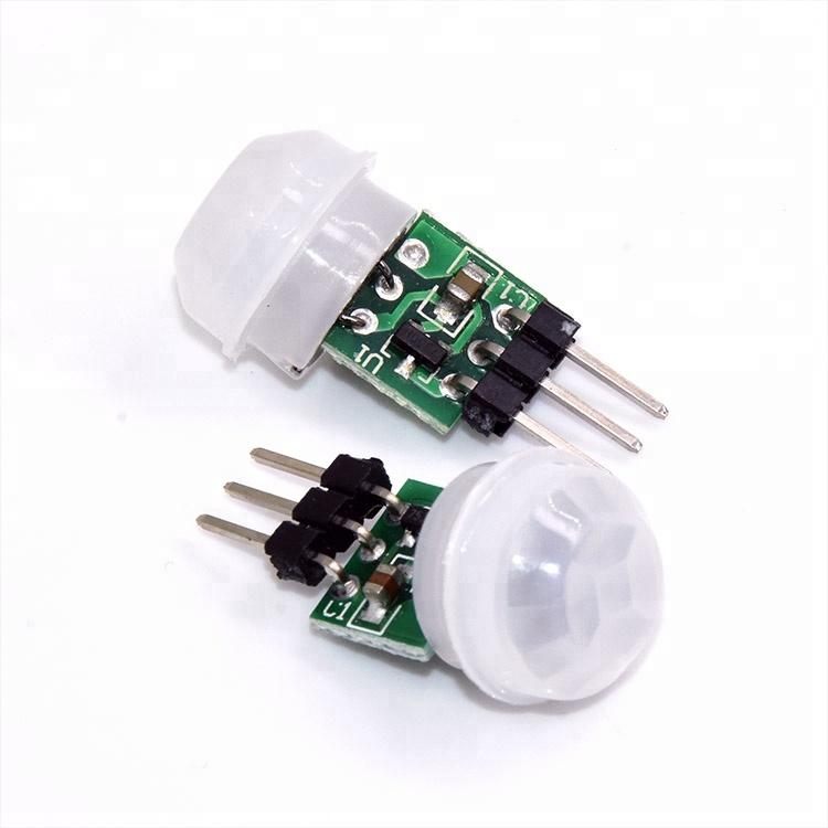 PIR Pyroelectric Infrared Motion Sensor Detector Module