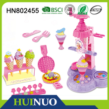 Funny ice cream maker magic plasticine toy for children HN802455