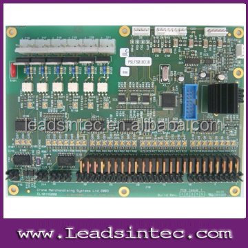 Professional Multilayer printed circuit board assembly, Schematic development and PCB layout design service