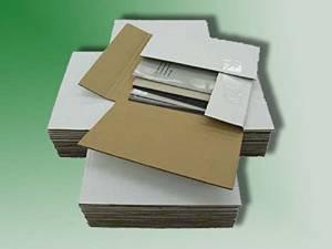 25 Variable Depth 45 RPM Record Album Mailer Boxes