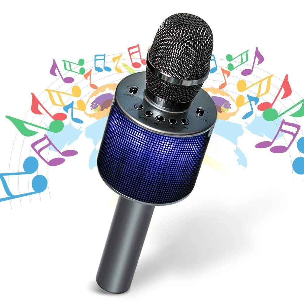 Get Quotations · Wireless Karaoke Microphone ea66835ba9c0