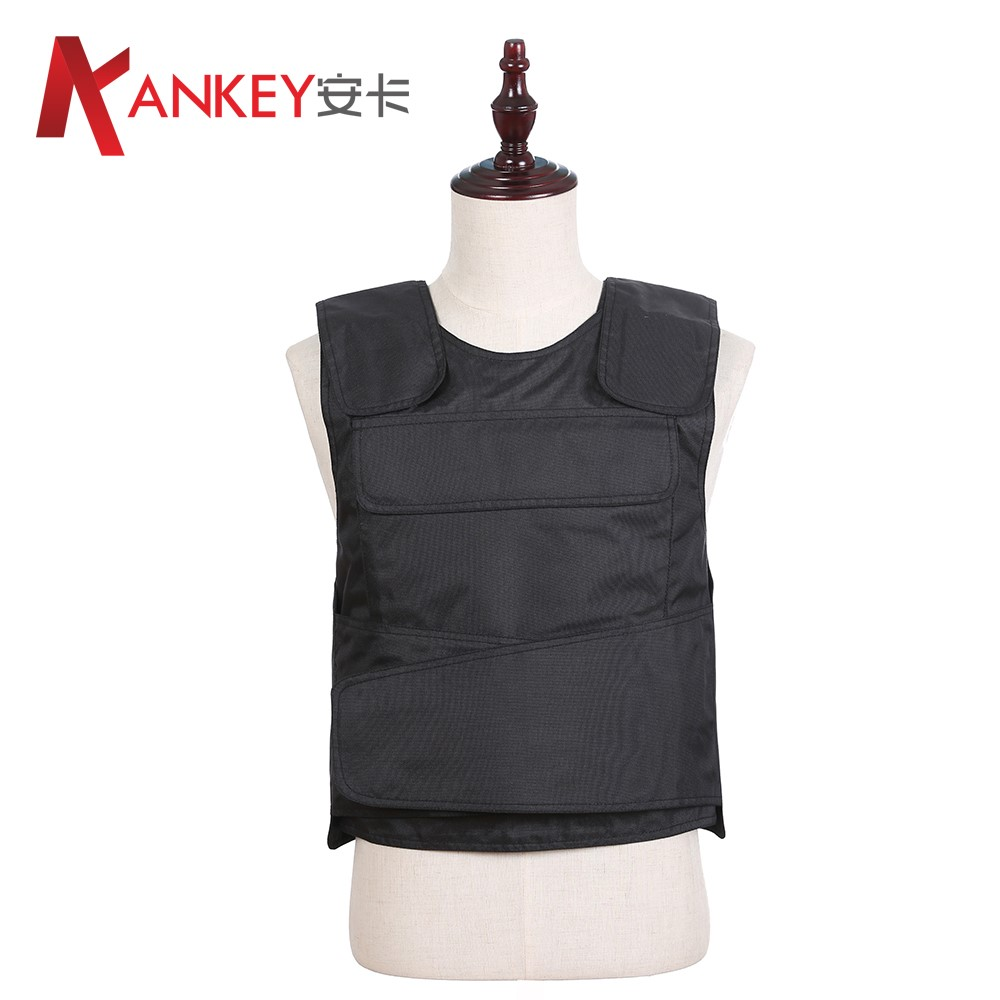 Military full protection Jacket Ballistic Concealed Vest