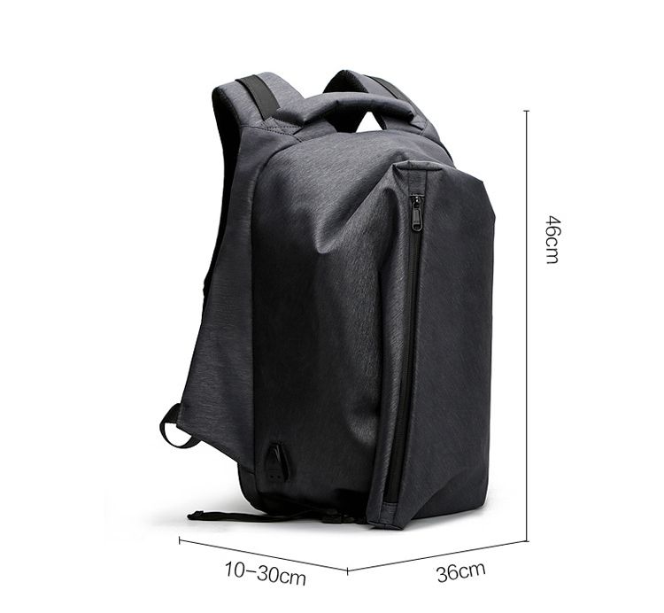 Lastest brand smart design anti theft thife anti-theft USB fashion water proof mochilas backpack bag