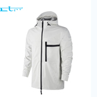 Wholesale White Track Suit Winter Outwear Sport Jackets for Men