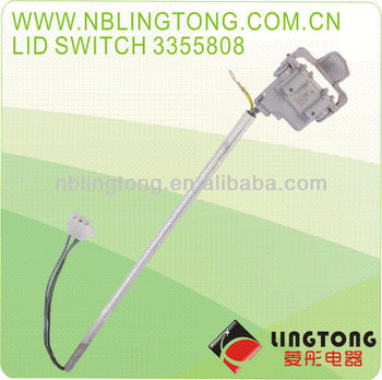 Whirlpool Washing Machine Replacement Washer Lid Switch Assembly 285671  3355808 - Buy Washer Switch,Washer Lid Switch,Lid Switch Product on