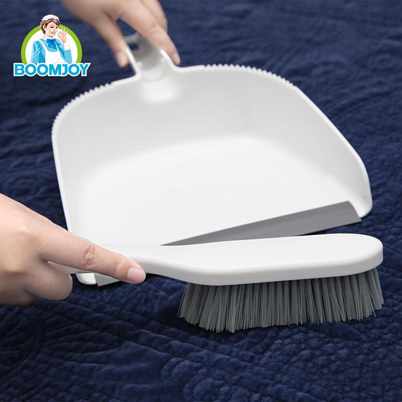 Multi-functional Smart Plastic Dustban And Pet Brush Set