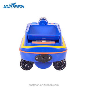 Mini size 405*155*138mm Boatman sonar fishing boats