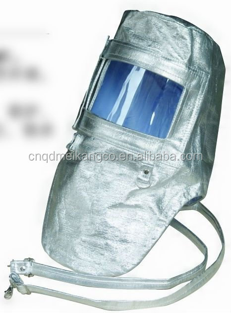 MKP-06 Fireproof and Heat insulation Face Shield