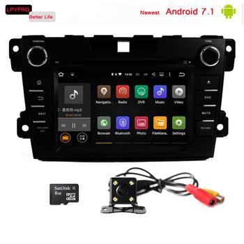 Android 7 1 Car Dvd Player For Mazda Cx-7 With Gps Navigation System  Support Sd Card Radio Tv Bluetooth Dab+ - Buy Car Dvd Player For Mazda  Cx-7,Mazda