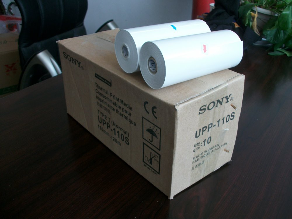 on discount Upp-110s thermal paper roll